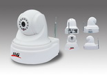 3G Wireless Camera Alarm w/ 5X Digital Zoom & Voice Instruction